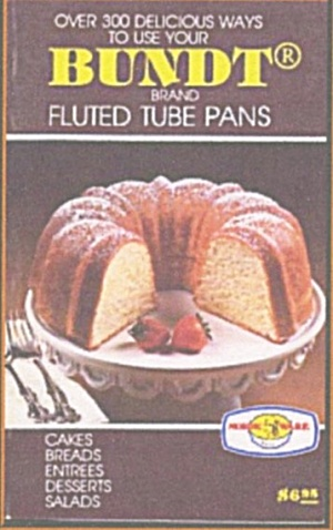 Over 300 Ways To Use Your Bundt Fluted Pan