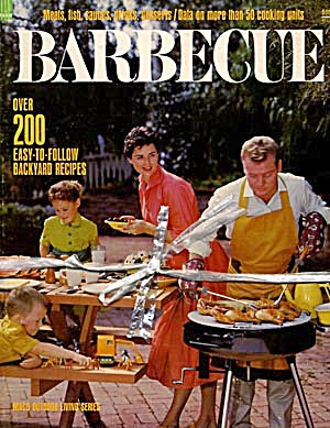 Vintage Great Ground Beef Recipes & Barbecue Magazines (Image1)