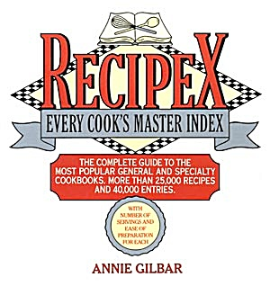 Recipex: Every Cook's Master Index (Image1)