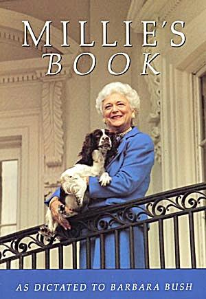 Millie's Book as Dedicated to Barbara Bush (Image1)