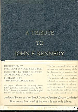 Tribute To John F. Kennedy