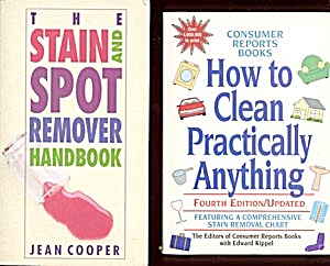 Two Household Cleaning Books (Image1)