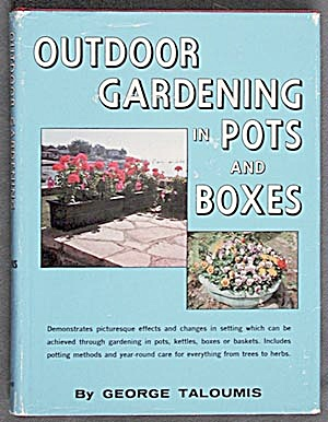 Outdoordoor Gardening in Pots and Boxes (Image1)