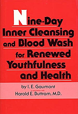 Nine Day Inner Cleaning & Blood Wash (Image1)
