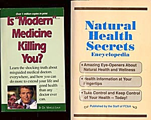 2 Medical Books (Image1)