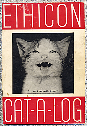 Ethicon Cat-a-log