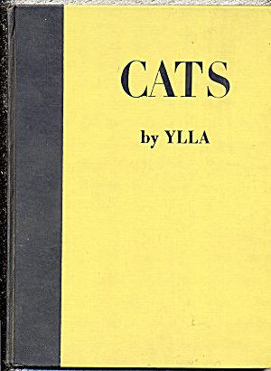 Vintage Cat Book: Cats