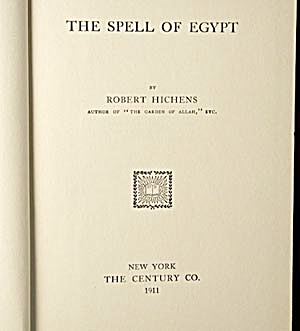 The Spell Of Egypt (Image1)