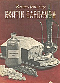 Recipes Featuring Exotic Cardamom