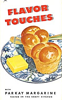 Parkay Flavor Touches Recipes from Kraft (Image1)
