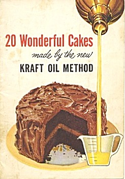 20 Wonderful Cakes By The New Kraft Oil Method