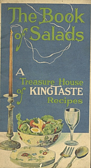 The Book Of Salads (Image1)