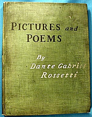 Vintage Poetry Book: Pictures & Poems