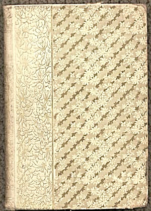 Antique Poetry Book: Lucille (Image1)