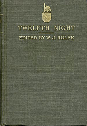 Twelfth Night Shakesphere