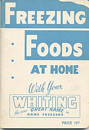 Freezing Foods At Home