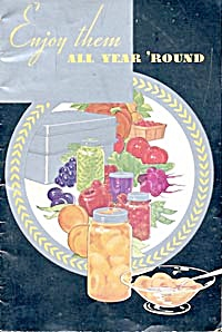 Enjoy them All Year 'Round Cookbook (Image1)