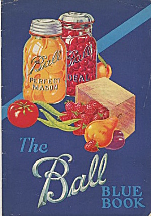 The Ball Blue Book 1931 (Image1)
