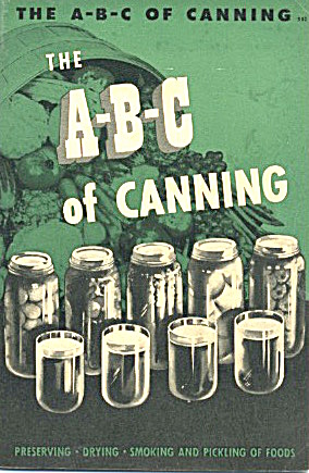 The A-B-C of Canning (Image1)