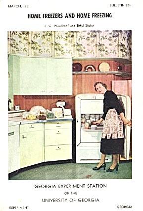 Home Freezers & Home Freezing (Image1)