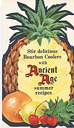 Stir Delicious Bourbon Coolers Ancient Age Summer Recip