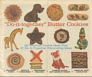 Do-it-together Butter Cookies