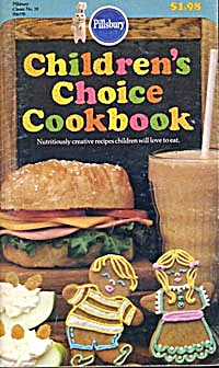 Pillsbury Classic No. 19 Children's Choice Cookbook