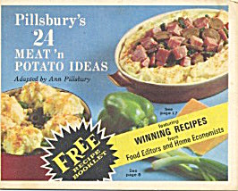 Pillsbury's 24 Meat 'n Potato Ideas