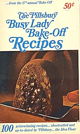 Busy Lady Bake-off Recipes