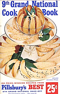 9th Grand National Cookbook Pillsbury's Best (Image1)