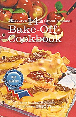 Pillsbury's 14th Grand National Bake Off Cookbook