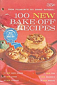 Pillsbury 15th Grand National Bake Off Recipes (Image1)