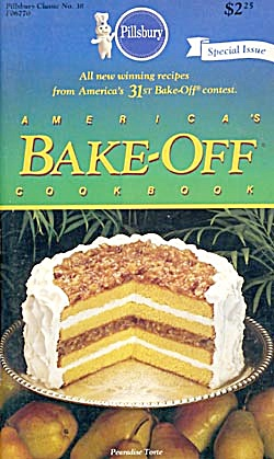 Pillsbury Bake Off 31st Cookbook (Image1)