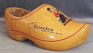 Heineken Wooden Shoe Advertisement (Image1)