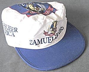 Vintage Samuel Adams Advertising Cap (Image1)