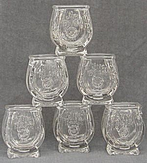 Vintage Jim Bean Shot Glasses