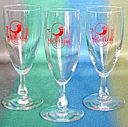 Vintage Michelob Glasses Set of 3 (Image1)