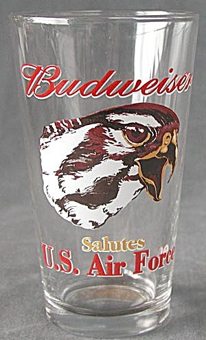 Budweiser Salutes U S Air Force Budweiser Beer  (Image1)