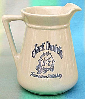 Jack Daniel's Tennessee Whiskey Pitcher (Image1)