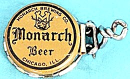 Vintage Monarch Reseal Bottle Cap  (Image1)