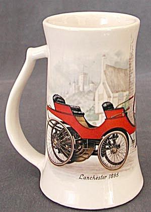Vintage Ceramic McCoy Stein (Image1)