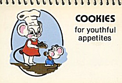 Cookies For Youthful Appetites