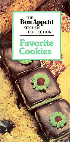 Favorite Cookies The Bon Appetit Kitchen Collection (Image1)