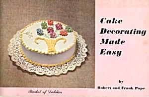 Cake Decorating Made Easy (Image1)