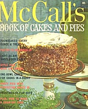 Mccall's Book Of Cakes And Pies