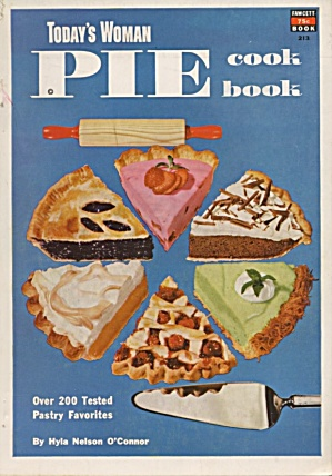 Today's Woman Pie Cook Book  (Image1)