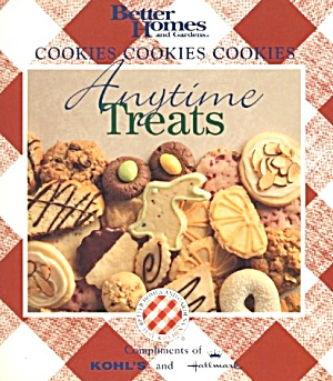 Cookies Any-Day Treats/Christmastime Treats (Image1)
