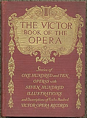 Vintage: Victor Book Of Opera, Victor Records