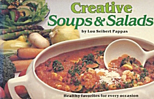 Creative Soups and Salads (Image1)