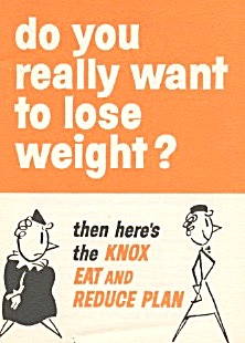 Do You Really Want to Lose Weight? Then Here's the Knox (Image1)